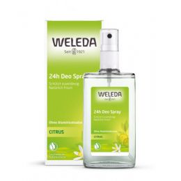 Deodorant spray cu citrice Weleda