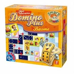Joc Educativ - Domino Plus - Basme