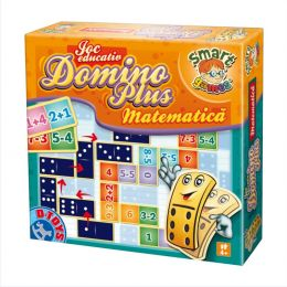 Joc Educativ - Domino Plus - Matematică
