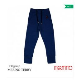 Pantalon Jogger copii French Terry 230 g