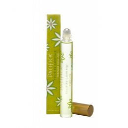 Parfum roll-on Pacifica Tahitian Gardenia - Dulce, 10 ml