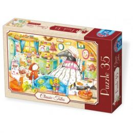 Puzzle - Classic Tales - 35 Piese - 1