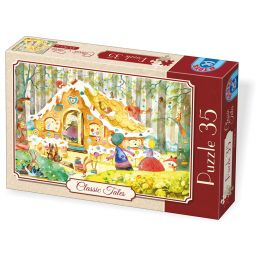Puzzle - Classic Tales - 35 Piese - 2