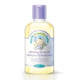 Șampon și gel de duș levanțică Earth Friendly Baby