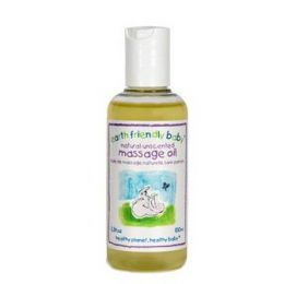 Ulei de masaj fără parfum Earth Friendly Baby Products