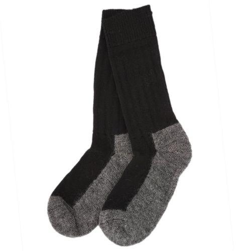 Dupla talpú vastag gyapjú zokni-Hirch Natur  976f67ef88